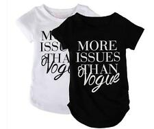 Baby Short Sleeve Hot Casual Girls Blouse Clothes Tops Kids T-shirt Toddler