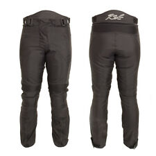 NEW RST Ladies Diva III Waterproof Textile Motorcycle Trousers