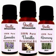 15 ml Essential Oils 100% Fresh Pure Uncut Therapeutic Grade BUY 3 GET 1 FREE