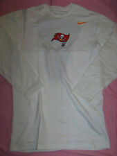 Nike ProCombat DriFit Compression Tampa Bay Buccaneers Bucs Long Sleeve Shirt