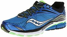 BRAND NEW SAUCONY MEN'S TRIUMPH II RUNNING SHOES BLUE/WHITE 9-10-11.5