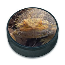 Ice Hockey Puck Reptiles Lizards Snakes Frogs