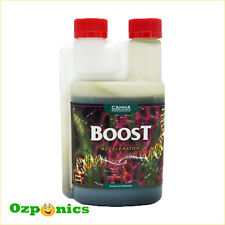 CANNA ADDITIVES NUTRIENTS CANNABOOST ACCELERATOR (250ML/1L) FOR HYDROPONICS