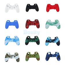 Silicone Protective Skin Case Cover for Sony  PS4 PlayStation 4 Game Controller