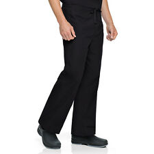 Scrubs Landau Unisex Reversible Classic Pant 7602 Black Buy 3 Ship Free