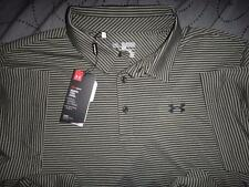 UNDER ARMOUR GOLF HEATGEAR POLO SHIRT 2XL NWT $69.99