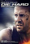 Bruce Willis The Die Hard Collection (DVD, 2007, 4-Disc Set, Versions) NEW