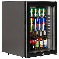 Tefcold TM52G Black Minibar with Glass Door (New) Free Delivery