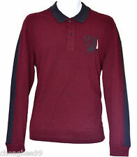 Genuine Mens Lacoste L/S Polo Shirt Myrtillier Long Sleeve Regular Fit PH3019