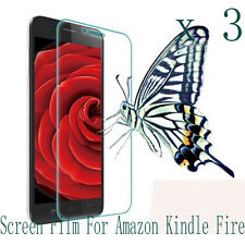 3 Glossy Matte Screen Protector Film Cover Skin F Amazon Kindle Fire Phone EBook