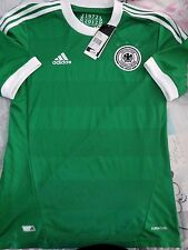 BNWT ADIDAS GERMANY 2012-13 Away Football Soccer Shirt Jersey Men's Sizes