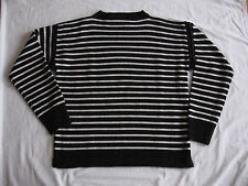 J.CREW BRAND NEW (NWT MEN'S WOOL CREW NECK PULLOVER SWEATER