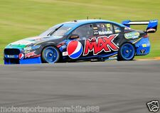Mark Winterbottom 2015 6x4 or 8x12 photos V8 Supercars FORD FPR PRA PRO PEPSI