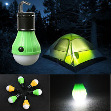 Camping Outdoor Light 3 LED Security Tent Umbrella Night Lamp Hiking Lantern New
