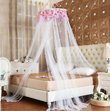 Princess Canopy Mosquito Netting Bedroom Curtains Canopies Twin Queen King Size