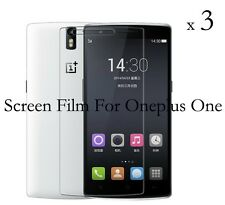 3x Clear Glossy Matte LCD Screen Protector Film Cover Saver Skin For OnePlus One