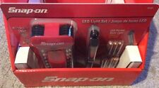 SNAP ON LED Light Set Roto Lite 160 Lumens Batteries Included New