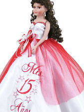 Quinceanera Doll For Girl Quinceañera Birthday Q2041