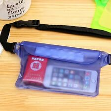 Cell Phone Waterproof Pouch Summer Outdoor Sport Drifting Swimming Waist Dry Bag
