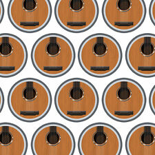 Premium Gift Wrap Wrapping Paper Roll Music Musical Instruments