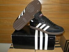ADIDAS SAMBA CLASSIC MENS INDOOR SOCCER CLEATS 034563 / 772109 LEATHER