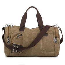 Men Shoulder Bag Tote Purse Travel Sports New Satchel Handbag Canvas Messenger