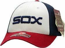 Chicago White Sox Fitted Hat Destructured 1983 Logo Cooperstown Collection 2278