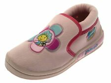 Fifi And The Flowertots Girls Slippers Childrens Indoor Shoes Size UK 4 To 10