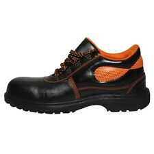 AKTION LEATHER SAFETY WORK BOOTS STEEL TOE CAP SHOES TRAINER HIKER MENS SIZE