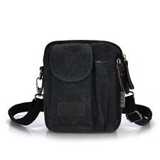 New Travel Purse Tote Shoulder Bag Messenger Satchel School Men Handbag Canvas