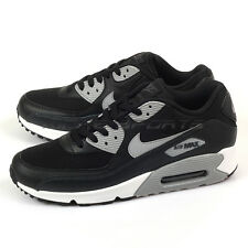 Nike Air Max 90 Essential Running Black/Wolf Grey-Anthracite-White 537384-056