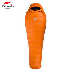 Naturehike Outdoor Camping Duck Down Winter Splicing Sleeping Bag NH15DK800L