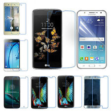 Premium Clear Glossy LCD Screen Protector Guard For Various Mobile Phones/ Lot