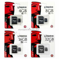 New Kingston 4GB 8GB 16GB 32GB Micro SD SDHC Memory Card Class 4 TF Card Freship