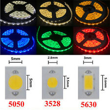 12V DC 5M SMD 300LEDS 3528 5050 5630 Non- Waterproof / Waterproof LED Strip Roll