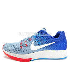 WMNS Nike Air Zoom Structure 19 [806584-401] Running Bluecap/White-Racer Blue