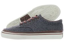 The Hundreds Johnson Low F13W110001-GRY Gray Casual Skate Shoes Medium Men