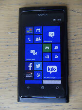Nokia Lumia 800 - 16GB - Black (Tesco) Smartphone
