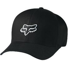 Fox Racing MX Headwear Legacy Flex Fit Hat Black Cap 58225 New Ball Cap