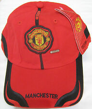 Manchester United Football Soccer  Athletic Cap Back Adjustable Men Boy Gift