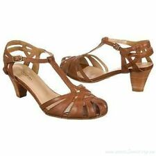 Mariana by Golc Women's Sam Cognac Leather Sandal