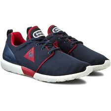 Shoes Le Coq Sportif Dynacomf 1521076  Man Navy Red fashion casual sport running