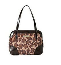 Relic Womans Shoulder Bag classic remix leopard print faux leather NEW