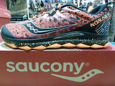 SAUCONY NOMAD TR - Run Anywhere - MENS - Red/Black/Orange
