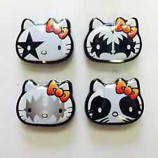 Hello Kitty Kiss Mints Choose Your Band Member Demon Starchild Spaceman Catman
