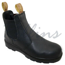 Steel Cap Work Boots - Save 50% on current RRP