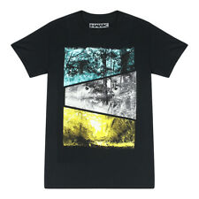 Tony Hawk Tiger Face In The Forest Black T-shirt NEW Sizes S-2XL