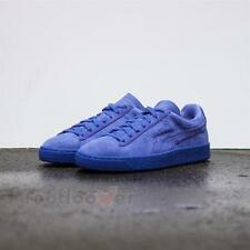 Shoes Puma Suede Classic + Colored 360584 03 Woman Blue Special Limited Edition