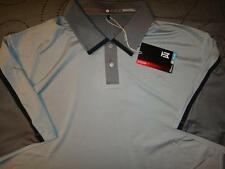 NIKE TIGER WOODS COLLECTION GOLF DRI-FIT POLO SHIRT L MEN NWT $90.00