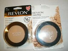 NEW Revlon Colorstay Pressed Powder 16 Hrs. Shine Free CHOOSE SHADE